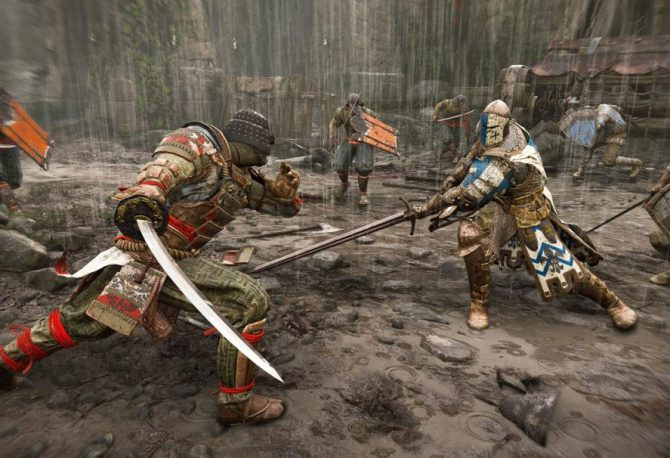 For Honor Beta: First Impressions