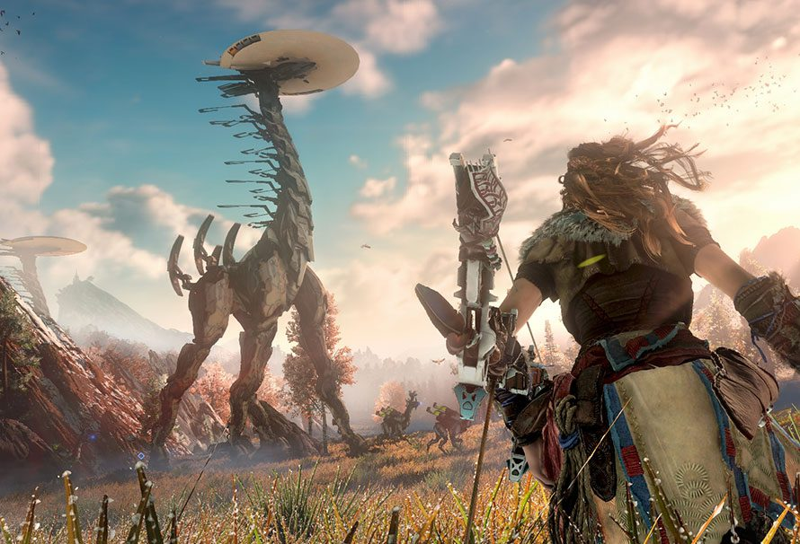 What We know About Horizon Zero Dawn