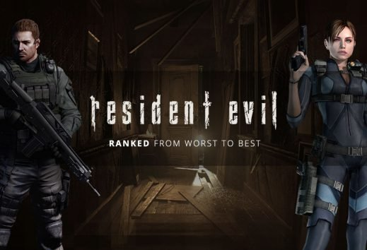 Ranking The Resident Evil Games From Worst To Best