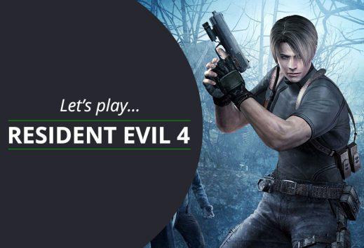 Let's Play Resident Evil 4