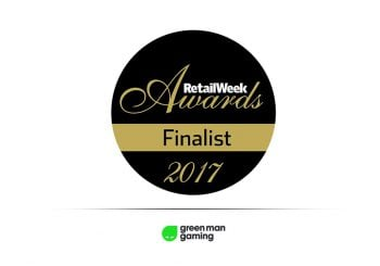 Green Man Gaming Finalists At Retail Week Awards 2017