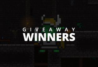 Goblins & Grottos - Giveaway Winners!