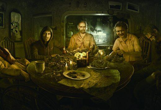 #WeekendGiveaway - Win 1 of 4 Copies of Resident Evil 7!