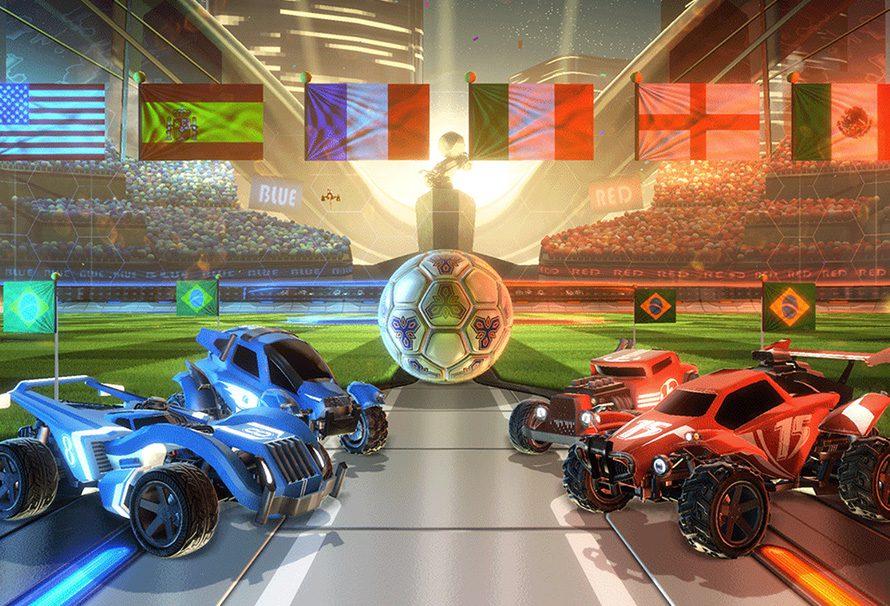 #WeekendGiveaway – Win 1 of 3 Copies of Rocket League!