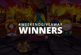 #WeekendGiveaway Winners - South Park The Stick Of Truth