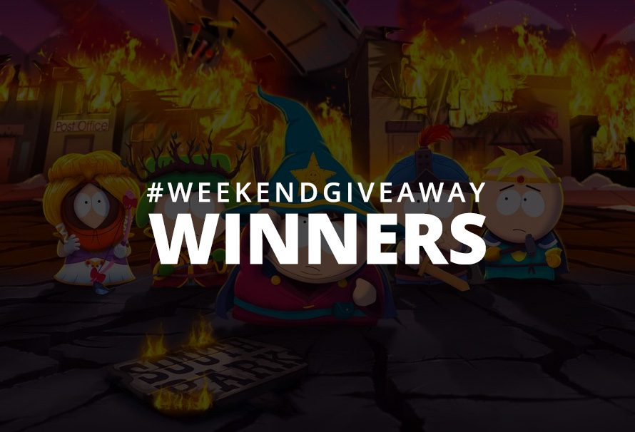 #WeekendGiveaway Winners – South Park The Stick Of Truth