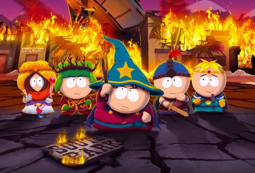 #WeekendGiveaway – Win 1 of 3 copies of South Park The Stick Of Truth