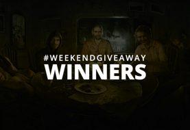 #WeekendGiveaway Winners - Resident Evil 7
