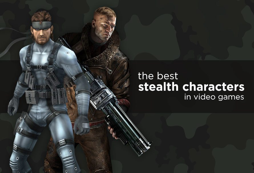 The Best Stealth Characters In Video Games