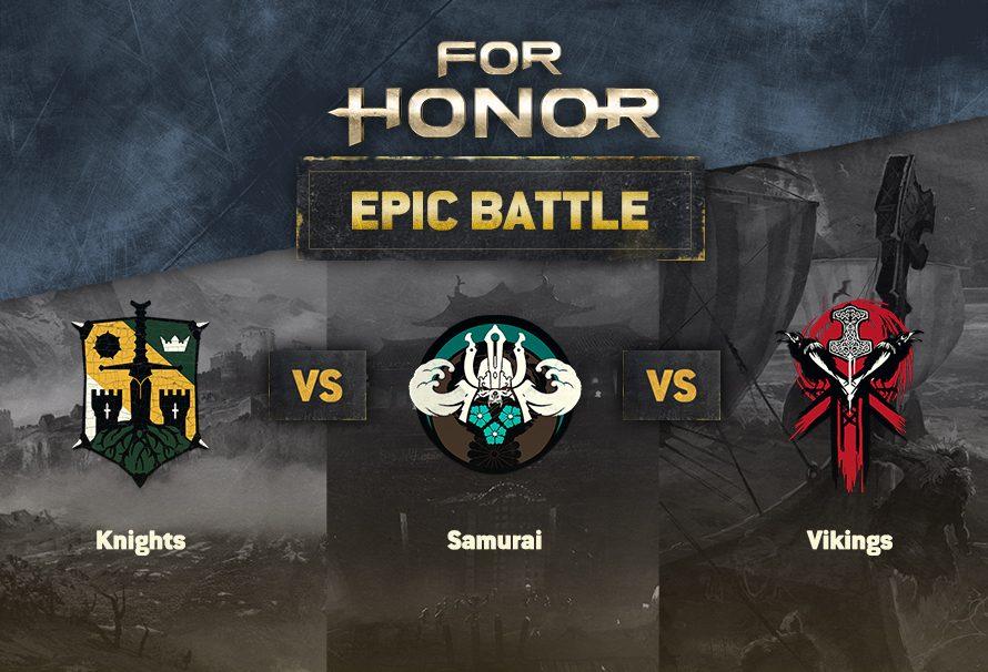 For Honor Twitter Battle!
