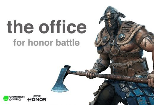 For Honor Office Battle