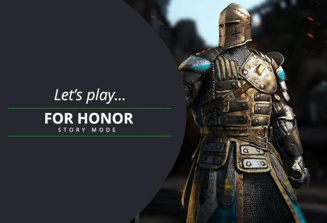 Let's Play For Honor Story Mode