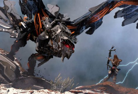 The Robot Beasts Of Horizon Zero Dawn