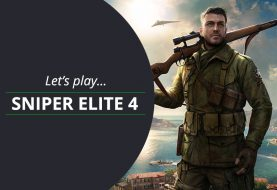 Let's Play Sniper Elite 4