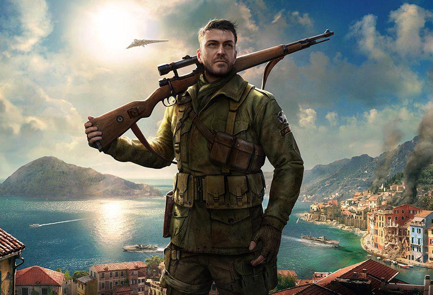 #WeeklyGiveaway – Win 1 of 3 copies of Sniper Elite 4!