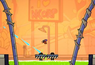 Splasher Q&A With Designer and Programmer Romain Claude