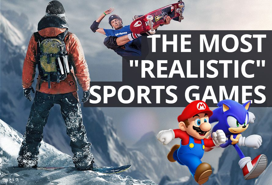 "The Most ""Realistic"" Sports Games"