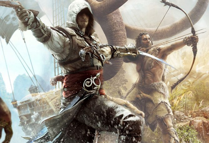 Our Favourite Ubisoft Open Worlds