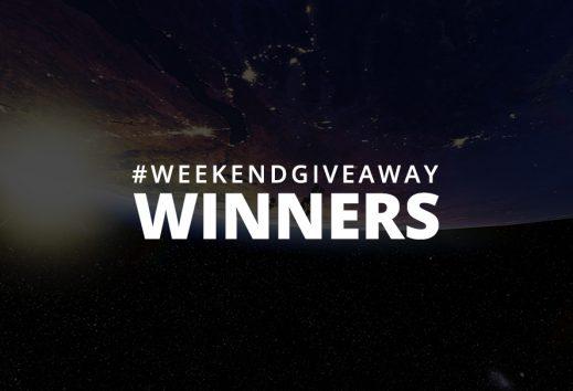 #WeeklyGiveaway - Stable Orbit Winners!