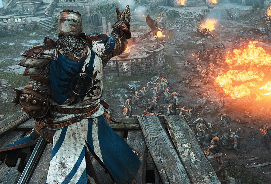 #WeeklyGiveaway – Win 1 of 3 copies of For Honor