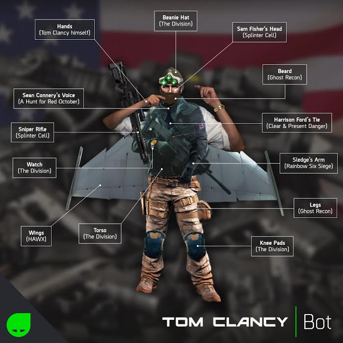 Tom Clancy Bot