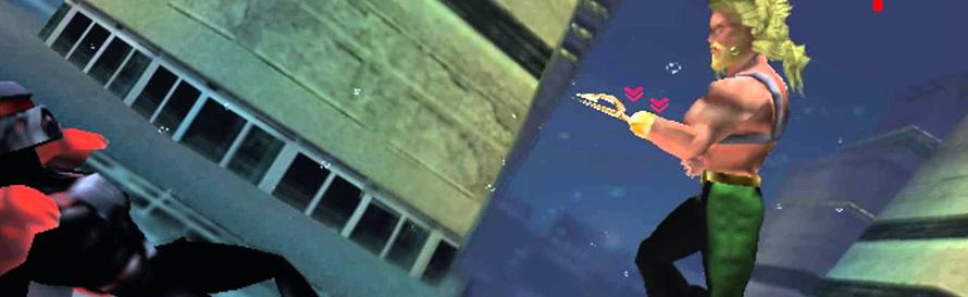 Aquaman 2: Atlantis Has Fallen