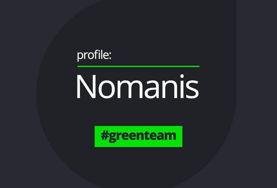 Green Team Profile – Nomanis