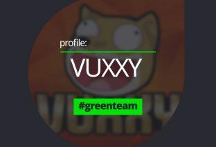 Green Team Profile – Vuxxy