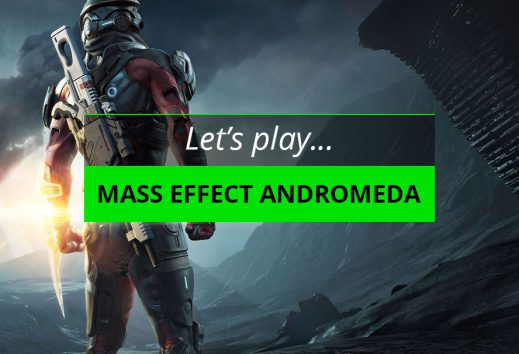 Let's Play Mass Effect: Andromeda