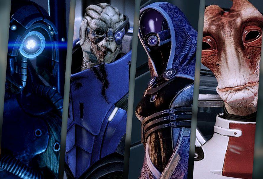 Twitter Battle – Best Mass Effect Characters!
