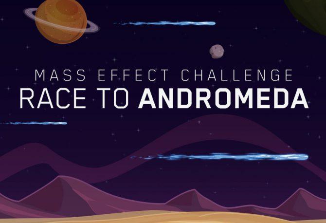 Mass Effect Challenge: Race To Andromeda