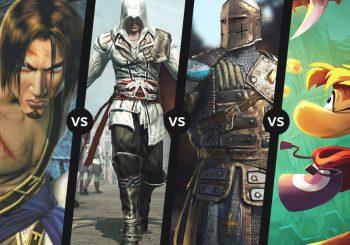 Ubisoft Twitter Showdown!