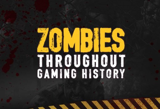 Zombies Throughout Gaming History