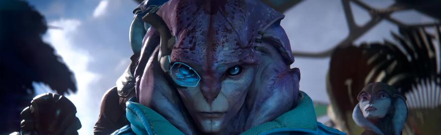 Andromeda Aliens