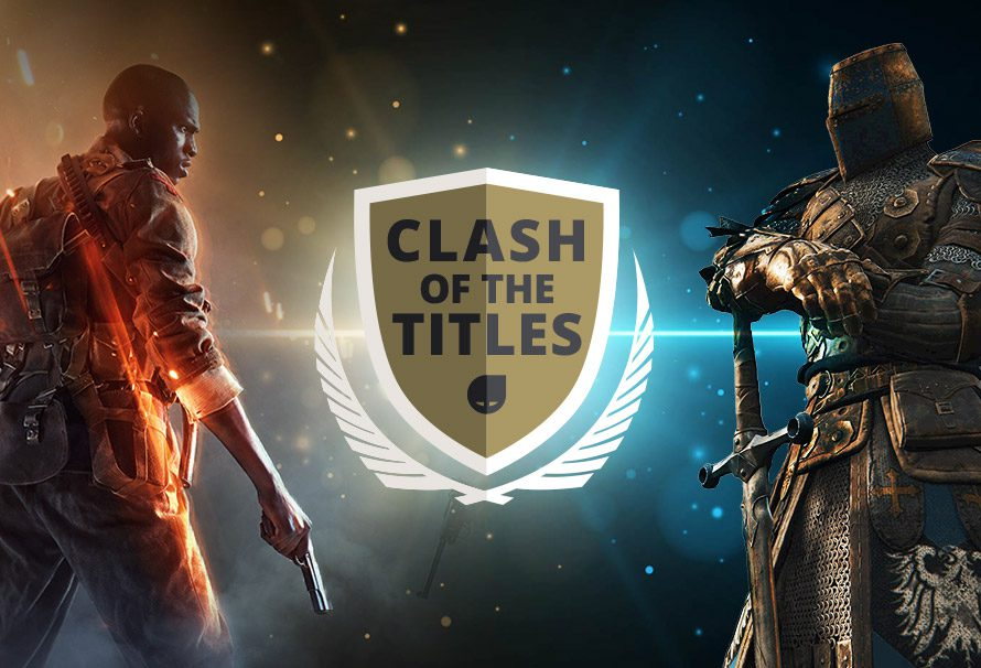 Introducing Clash Of The Titles!