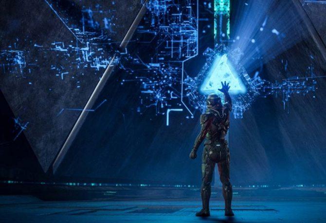 #WeeklyGiveaway - Win a copy of Mass Effect Andromeda!
