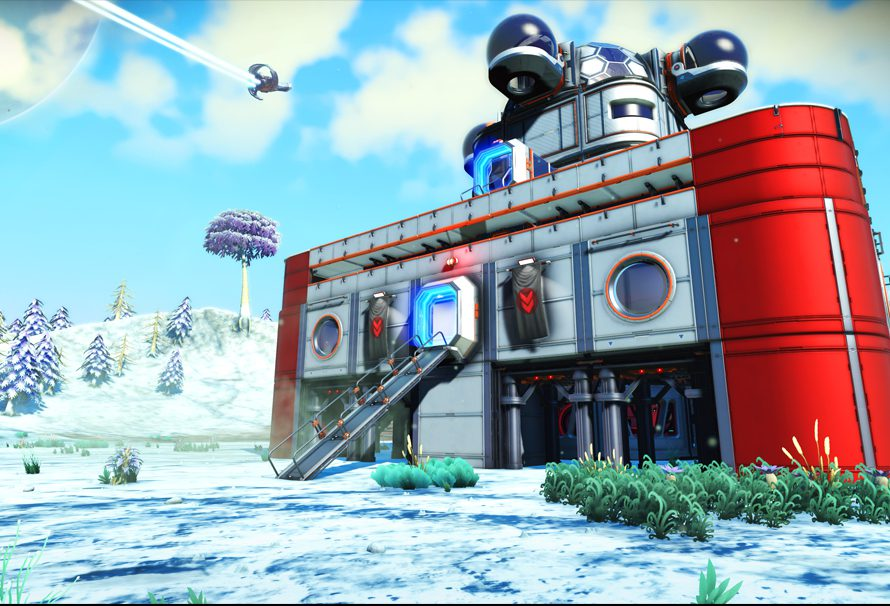 What We Know About The No Man's Sky Path Finder Update