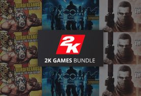 What You Get in Green Man Gaming's 2k Bundle