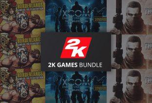What You Get in Green Man Gaming's 2k Bundle