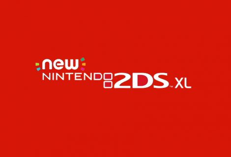 Nintendo Announce 2DS XL
