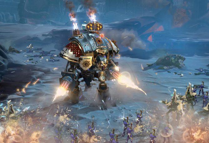 Dawn Of War 3 Beta Impressions