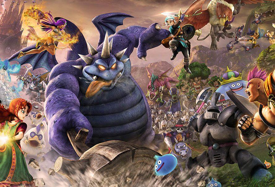 Dragon Quest Heroes II – Hack 'n' Slash Legacy!