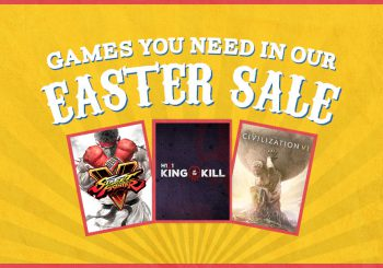 The Games You Need In Our Easter Sale