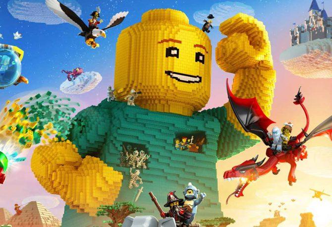 Community Lego Worlds Competition