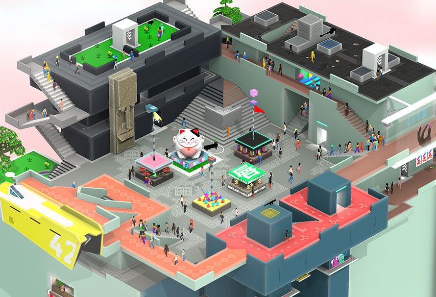 Rezzed 2017: Tokyo 42 Is Syndicate Meets Monument Valley