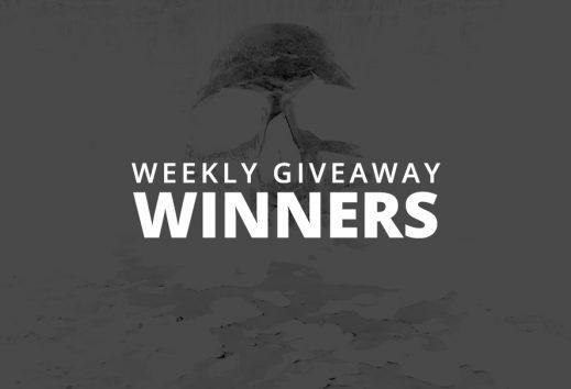 #WeeklyGiveaway Winners - The Black Death!