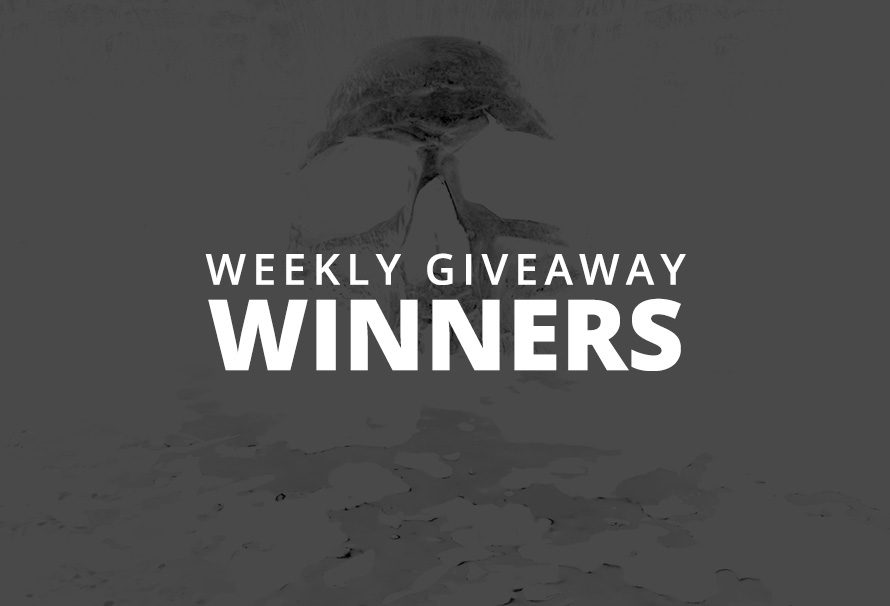 #WeeklyGiveaway Winners – The Black Death!