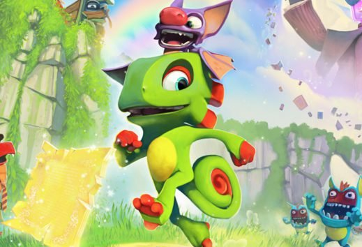 Win a Copy of Yooka-Laylee!