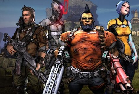 Our Favourite Borderlands Characters