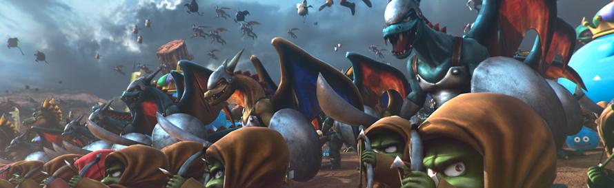 Dragon Quest Heroes 2 Enemies